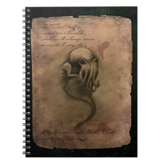 Cthulhu Spawn Notebook