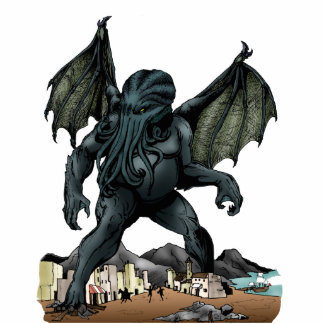 Cthulhu Standee Acrylic Cut Out