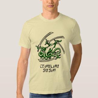 Cthulhu Sushi Tee Shirt
