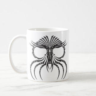 Cthulhu Tribal Coffee Mug