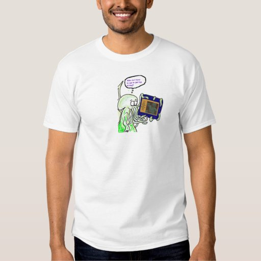 cthulhu wants top billing t-shirt