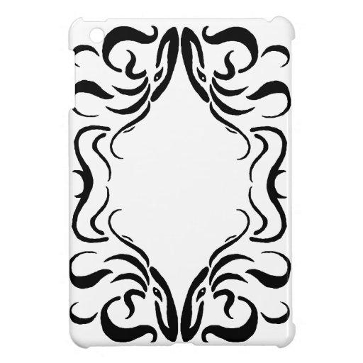 Cthulhu Zebra iPad Mini Case