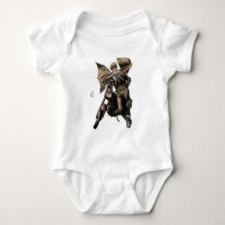 Cthulon Brando Baby Bodysuit