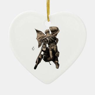 Cthulon Brando Ceramic Ornament