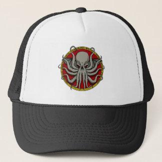 Cthulu Crest Trucker Hat