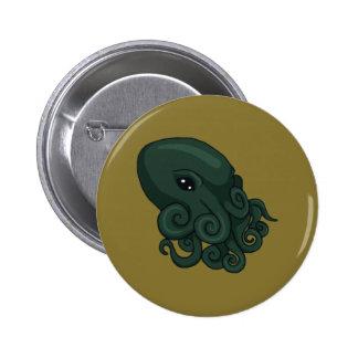 Cthulu Logo Button