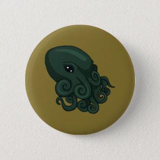 Cthulu Logo Pinback Button