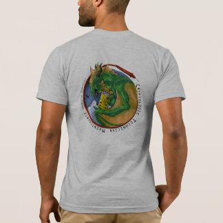 """CTM """"Coin"""" Design Light T-shirt"""