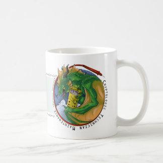 "CTM ""Coin"" Design Mug (L. Hand)"