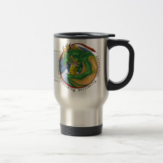 "CTM ""Coin"" Design Travel Mug (L. Hand)"