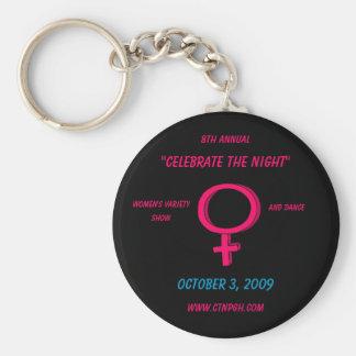 CTN 8th Anniversary Keychain