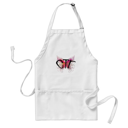 CTR Butterfly Adult Apron