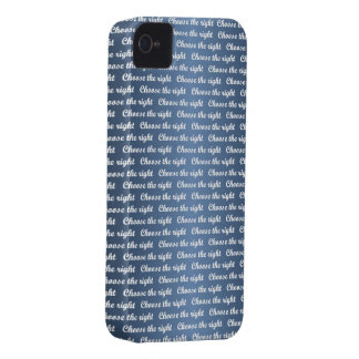 CTR Choose The Right - Blue Case-Mate iPhone 4 Case