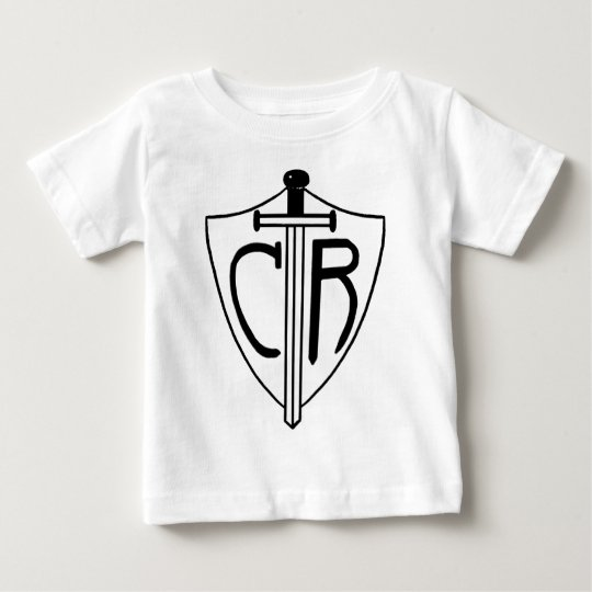 CTR Choose the Right Sword and Shield Baby T-Shirt