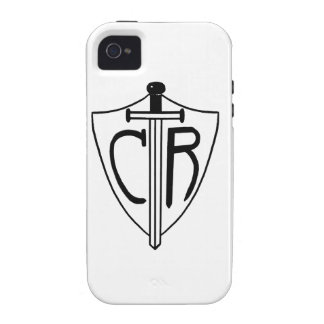 CTR Choose the Right Sword and Shield Case-Mate iPhone 4 Covers