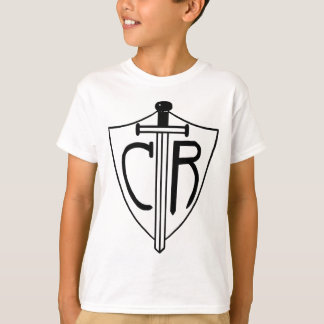 CTR Choose the Right Sword and Shield T-Shirt