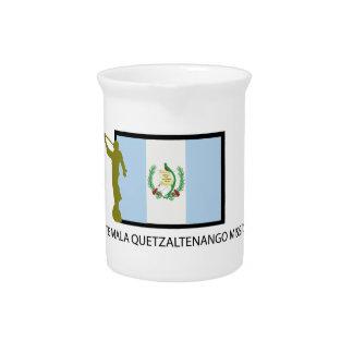 CTR DE GUATEMALA QUETZALTENANGO LDS JARRON