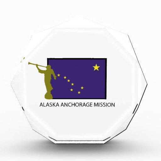 CTR DE LA MISIÓN LDS DE ALASKA ANCHORAGE