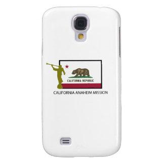 CTR DE LA MISIÓN LDS DE CALIFORNIA ANAHEIM FUNDA PARA GALAXY S4