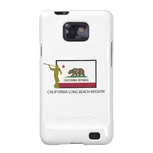 CTR DE LA MISIÓN LDS DE CALIFORNIA LONG BEACH GALAXY SII COBERTURAS
