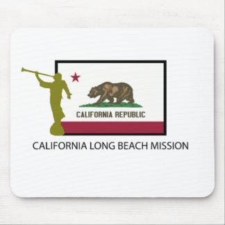 CTR DE LA MISIÓN LDS DE CALIFORNIA LONG BEACH MOUSE PAD