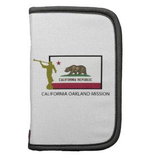CTR DE LA MISIÓN LDS DE CALIFORNIA OAKLAND ORGANIZADORES