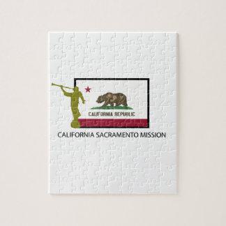 CTR DE LA MISIÓN LDS DE CALIFORNIA SACRAMENTO PUZZLES
