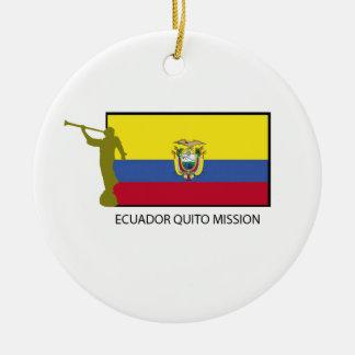 CTR de la misión LDS de Ecuador Quito Ornamentos De Reyes