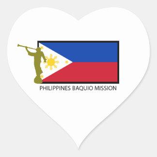CTR DE LA MISIÓN LDS DE FILIPINAS BAQUIO COLCOMANIAS DE CORAZON
