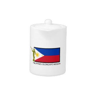 CTR DE LA MISIÓN LDS DE FILIPINAS OLONGAPO