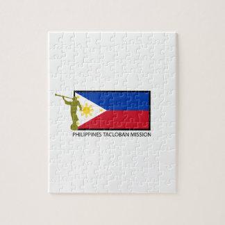 CTR DE LA MISIÓN LDS DE FILIPINAS TACLOBAN PUZZLES