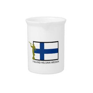 CTR DE LA MISIÓN LDS DE FINLANDIA HELSINKI JARRÓN