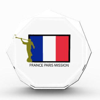 CTR DE LA MISIÓN LDS DE FRANCIA PARÍS