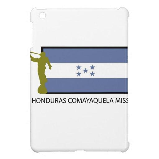 CTR DE LA MISIÓN LDS DE HONDURAS COMAYAQUELA