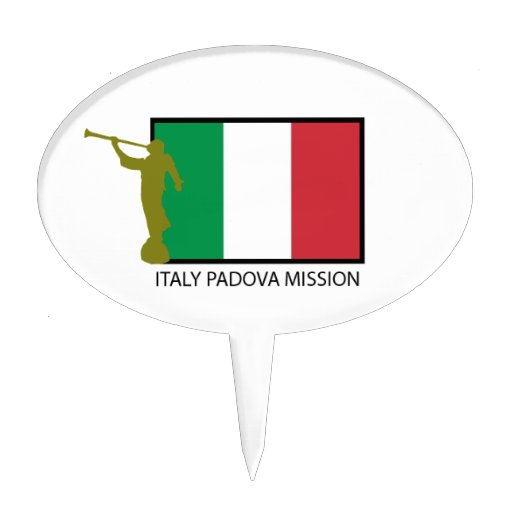 CTR DE LA MISIÓN LDS DE ITALIA PADUA DECORACIONES DE TARTAS