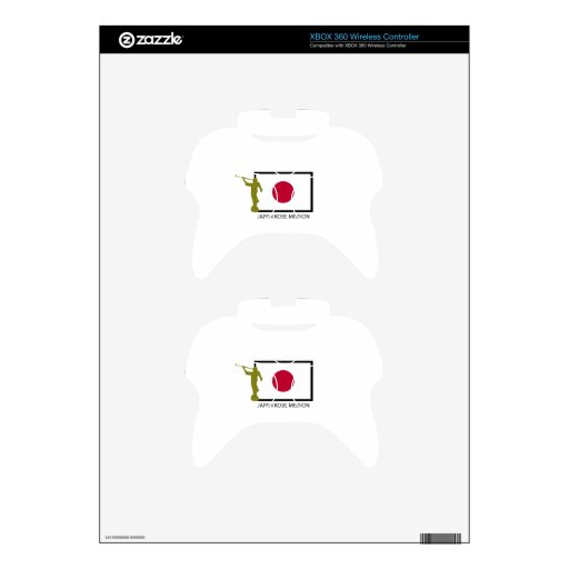 CTR DE LA MISIÓN LDS DE JAPÓN KOBE MANDO XBOX 360 SKINS
