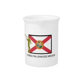 CTR DE LA MISIÓN LDS DE LA FLORIDA TALLAHASSEE JARRON