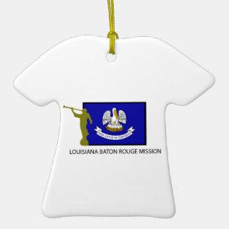 CTR DE LA MISIÓN LDS DE LUISIANA BATON ROUGE ORNAMENTO DE REYES MAGOS