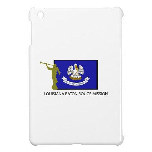 CTR DE LA MISIÓN LDS DE LUISIANA BATON ROUGE iPad MINI FUNDAS