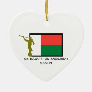 CTR DE LA MISIÓN LDS DE MADAGASCAR ANTANANARIVO ORNATO