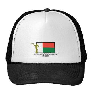 CTR DE LA MISIÓN LDS DE MADAGASCAR ANTANANARIVO GORRA