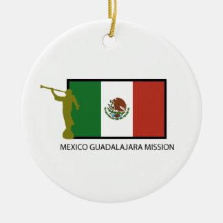 CTR DE LA MISIÓN LDS DE MÉXICO GUADALAJARA ADORNOS