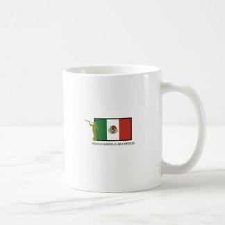 CTR DE LA MISIÓN LDS DE MÉXICO GUADALAJARA TAZA CLÁSICA