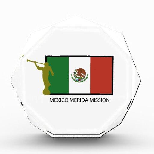 CTR DE LA MISIÓN LDS DE MÉXICO MÉRIDA