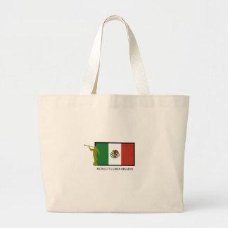 CTR DE LA MISIÓN LDS DE MÉXICO TIJUANA BOLSA LIENZO