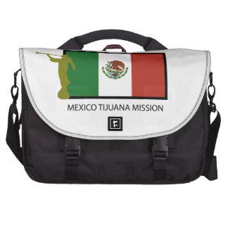 CTR DE LA MISIÓN LDS DE MÉXICO TIJUANA BOLSAS PARA ORDENADOR