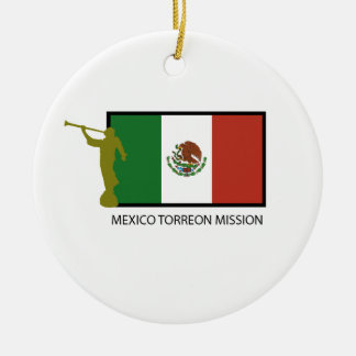 CTR DE LA MISIÓN LDS DE MÉXICO TORREON ADORNO DE REYES