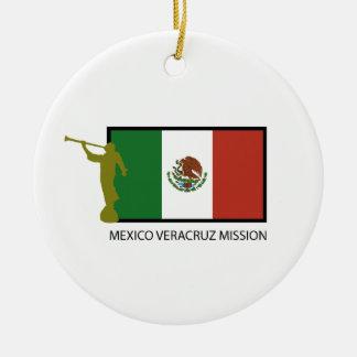 CTR DE LA MISIÓN LDS DE MÉXICO VERACRUZ ADORNO PARA REYES