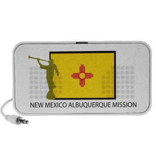 CTR DE LA MISIÓN LDS DE NEW MÉXICO ALBUQUERQUE iPod ALTAVOZ