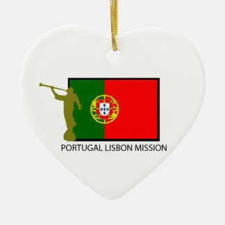 CTR DE LA MISIÓN LDS DE PORTUGAL LISBOA ADORNOS